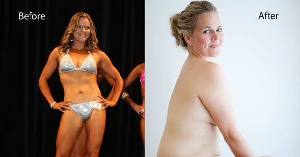 This woman wants to change how we look at our bodies